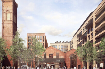 Tower Works Redevelopment in Leeds