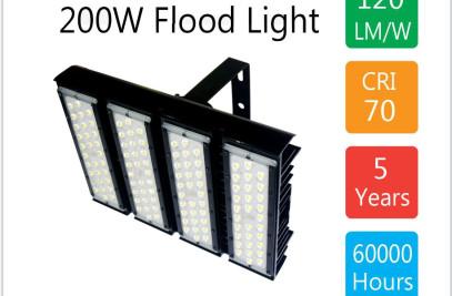 Modular LED Flood Light