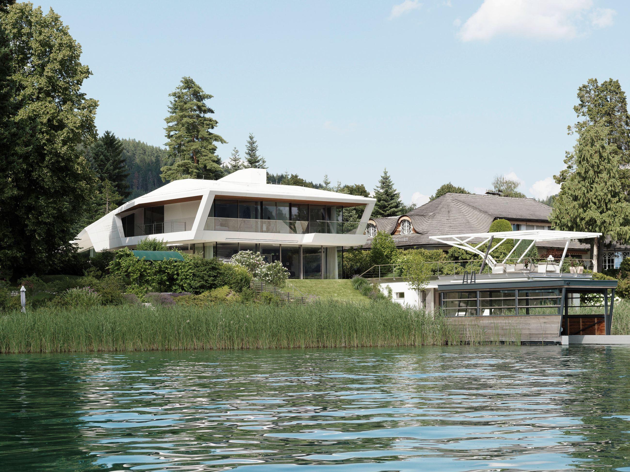 Lake house Pörtschach
