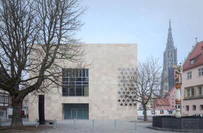 Ulm synagogue