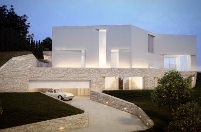 HOUSE IN CALA AMBOLO