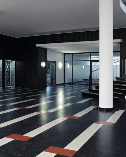 Conti House Leibniz University