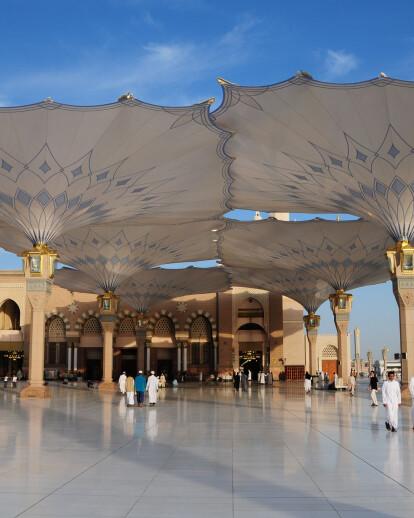 Medina Haram Piazza