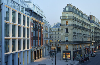 # Cloud.Paris - A BUSINESS CENTER IN THE HEART OF PARIS