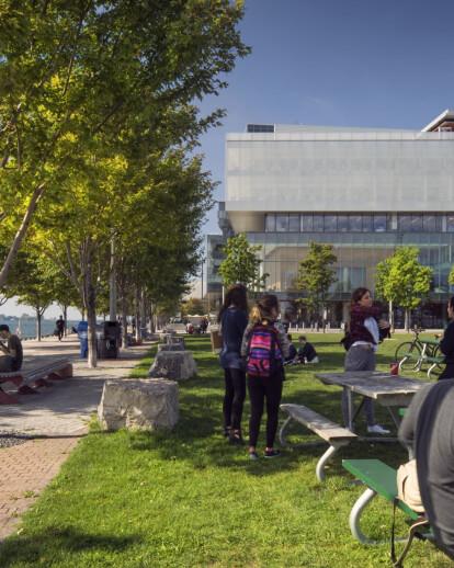 George Brown College, Waterfront Campus