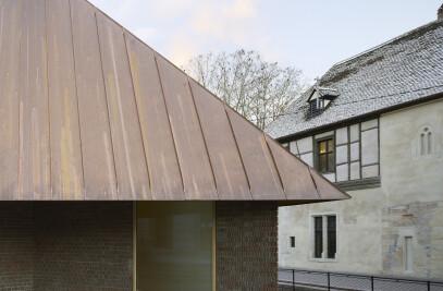 Musée Unterlinden, Extension