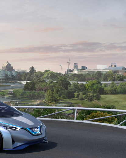 Fuel Station of the Future
