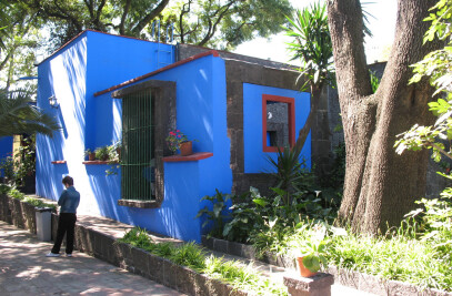 Frida Kahlo Museum (Blue House)
