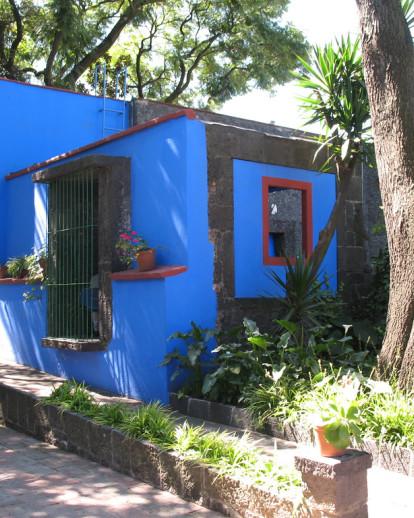 Frida Kahlo Museum (Blue House)