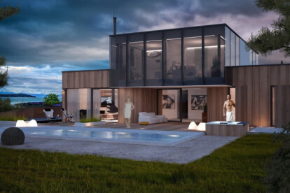 Metropolitan house project