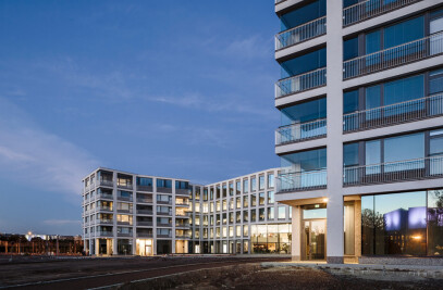 Alvar & Arietta apartments
