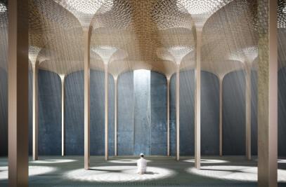 WTC Abu Dhabi Mosque
