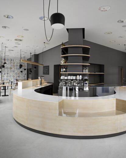 Café. Bistro. Bakery Záhorský