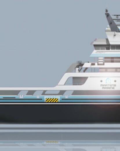 Martens Marine 65 metre AHTS vessel