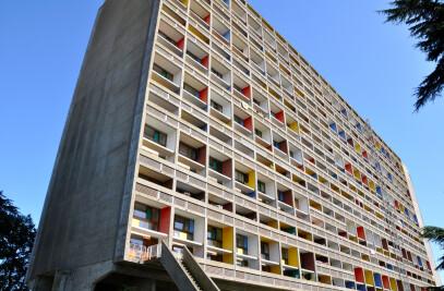 Cité Radieuse, Marseille (Unité d'Habitation)