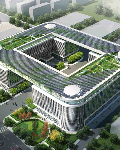 OFFICE BUILDING COMPETITION