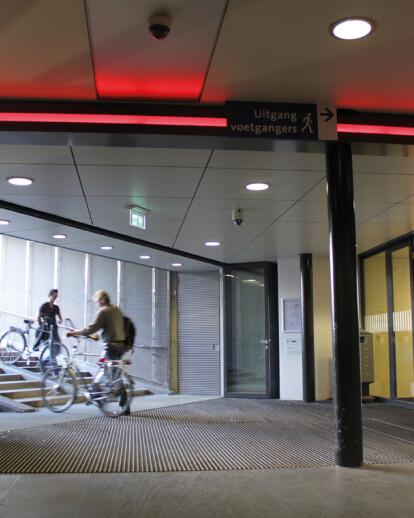 Bicycle Parking Jaarbeursplein