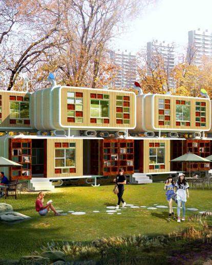 ZERO CARBON BUILDING COMPETITION