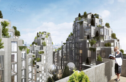 Habitat 2.0 project at King Street West in Toronto