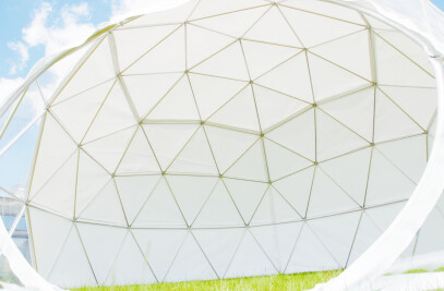 Aluminum Geodesic Dome Kits