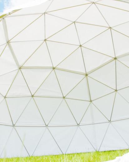 Aluminum Geodesic Dome Kits