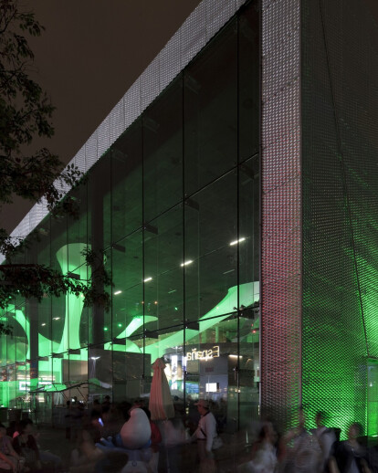 BELGIAN EU PAVILION SHANGHAI EXPO