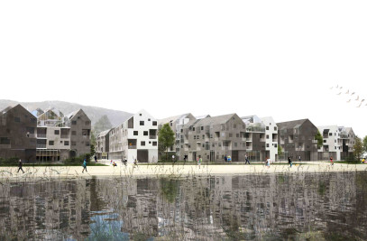SOCIAL HOUSING IN BERGEN. SELF-ORGANISATION, SHARING, PROCESS