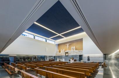 Parish church and community centre