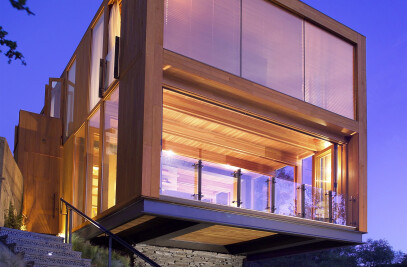 The Hollywood HIlls Box House