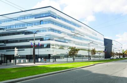 Hexagone Balard - France's new Department of Defense