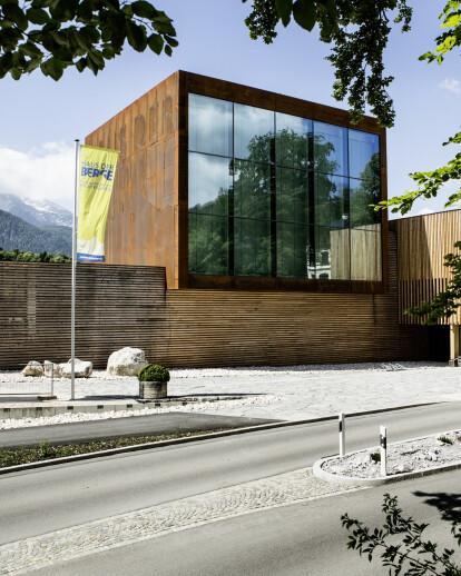 Haus der Berge. Vertical Wilderness