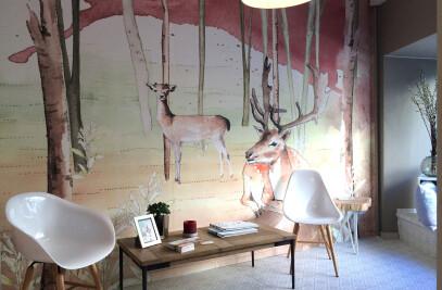 Showroom SweetLittleDots by Silvia Betancourt