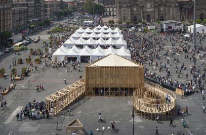 Pavilion for the Culture Fair 2014