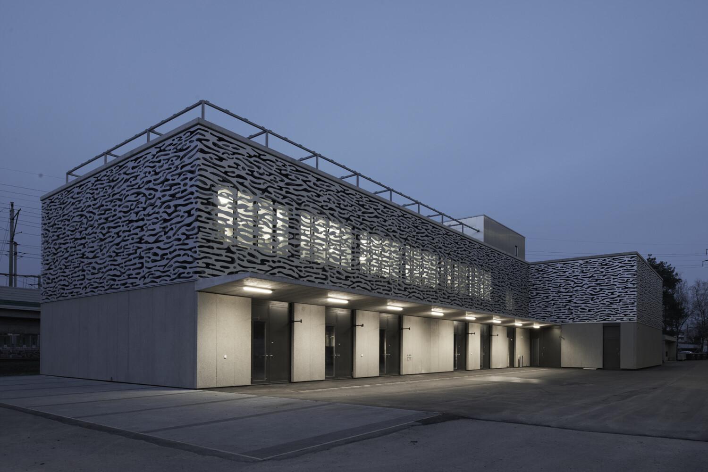AQUATIKUM laboratory building