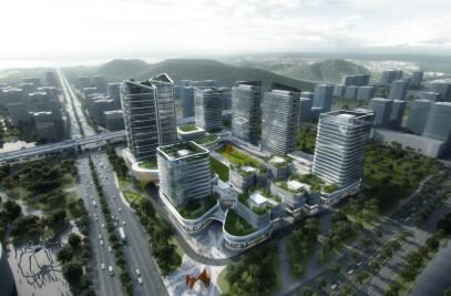 Zhuhai Hengqin International Hi-tech Innovation Park