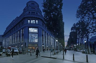 Champs-Élysées Flagship for Galeries Lafayette
