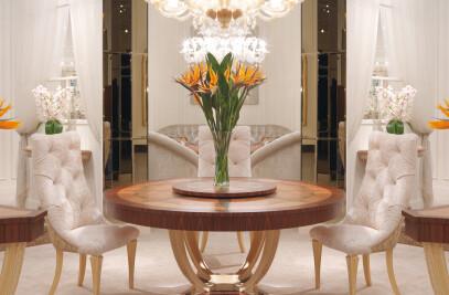 Miami Ronondo Table