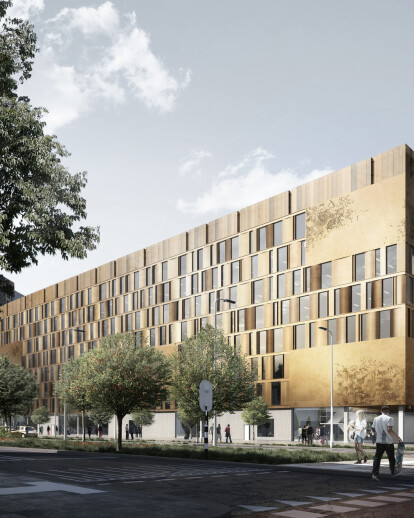 New educational facility at the University of Applied Sciences Utrecht