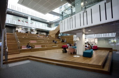 QUT Science and Engineering Building