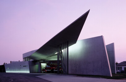Vitra Fire Station