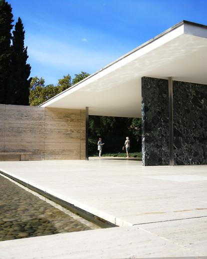 German Pavilion (Barcelona Pavilion)