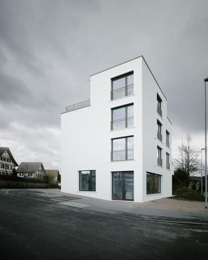 Neubau Mehrfamilienhaus Cham