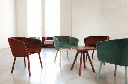 Balu' armchair
