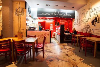 """Konstytucja"" bar in Warsaw"