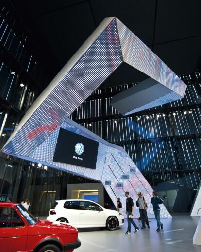 Volkswagen Brand Pavilion