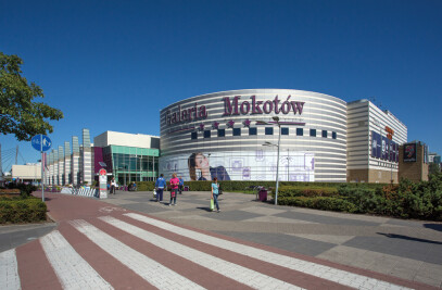 Galeria Mokotow shopping mall