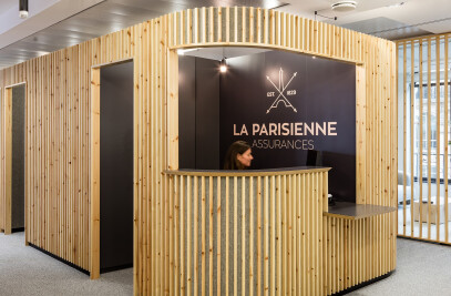 LA PARISIENNE HEADQUARTERS