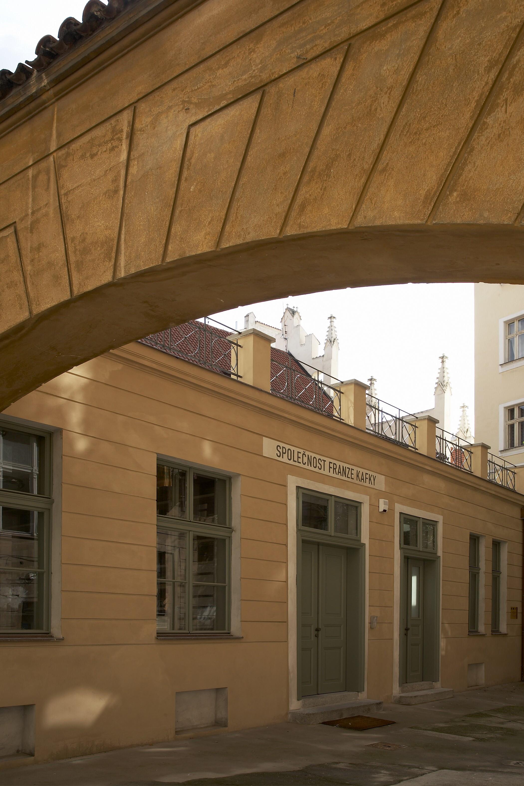 Franz Kafka Society Center