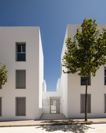 20 SOCIAL HOUSING UNITS IN CONIL DE LA FRONTERA