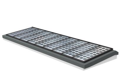 Photovoltaic Skylight Modules